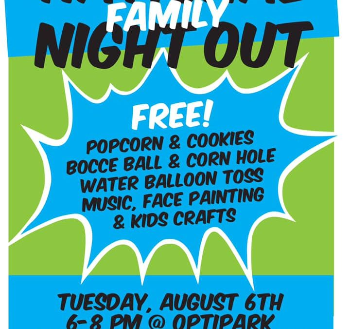 National FAMILY Night Out
